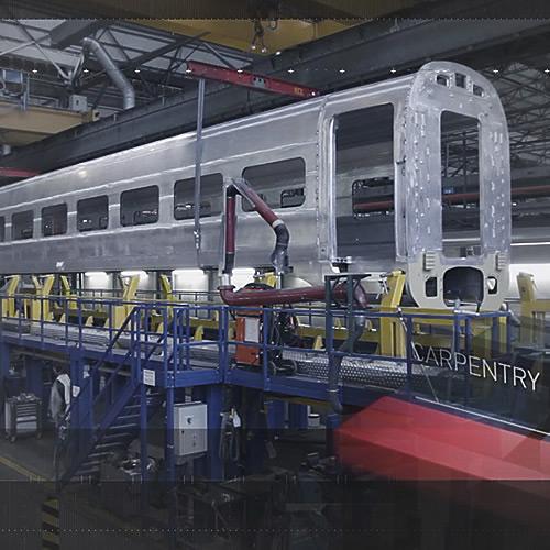 Stabilimenti Hitachi Rail Italy