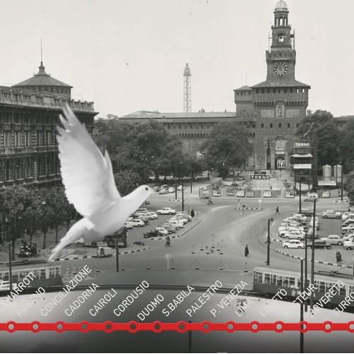 50 anni Metro Milano